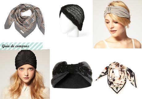 Ponte turbante-guía de compras/Wear a Turban-shopping-guide
