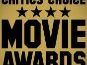 Nominaciones Critics' Choice