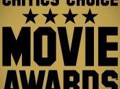 Nominaciones Critics' Choice