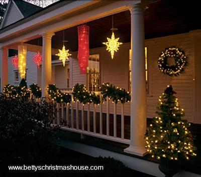 Adornos para navidad interiores y exteriores paperblog for Decoracion exterior navidena