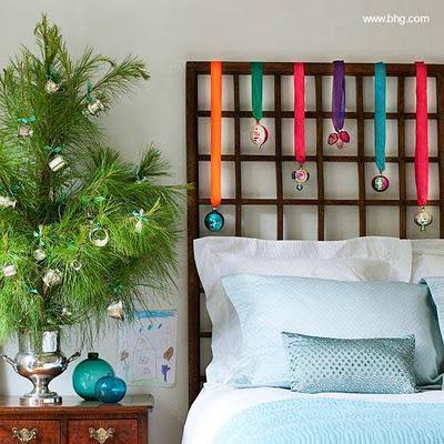 Adornos para Navidad interiores y exteriores