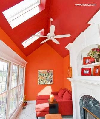 Color De Pintura Para Interiores Tendencia 2012 Paperblog