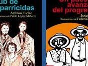 Presentación nuevos títulos colección Vagamundos Editorial Traspiés