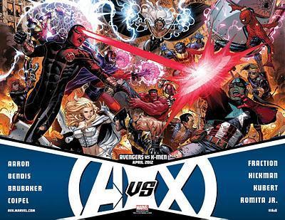"Axel in Charge: La magnitud total de ""Avengers Vs. X-Men"""