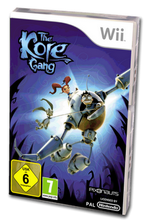 Análisis: The Kore Gang - Wii.