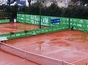 Challenger Barletta: Jornada suspendida lluvia