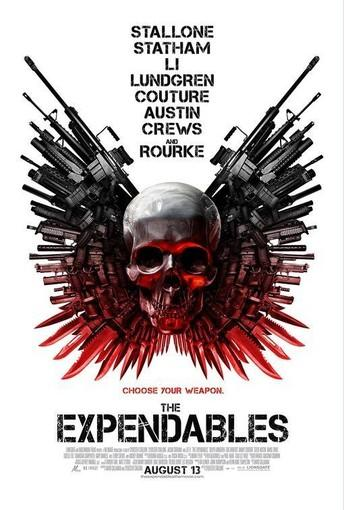 The Expendables actualizado