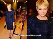 "Carey Mulligan, Chanel, estreno Angeles ""The Greatest"""
