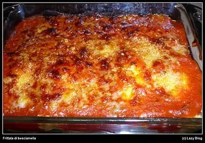 Frittate di besciamella concurso lazy blog come mai - Lazy blog cocina ...