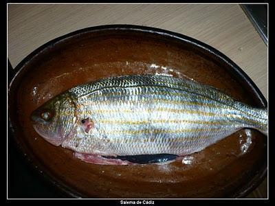 Un pescado alucinante