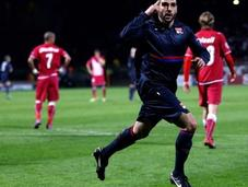 doblete López acerca Lyon semifinales