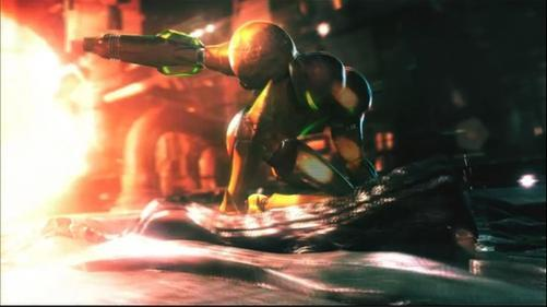 Metroid other M. Increible Video Gameplay