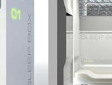 Sleepbox: descanso lugares paso
