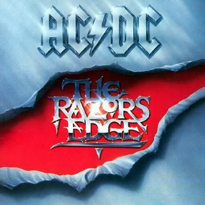 THE RAZORS EDGE - AC/DC (1990)