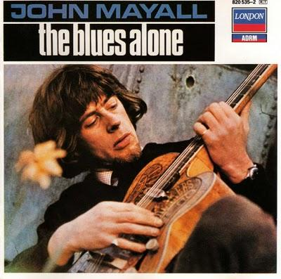 John Mayall - The Blues Alone:
