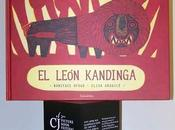 león Kandinga' Kalandraka, premiado