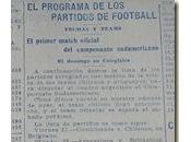 primer partido Selección Chilena