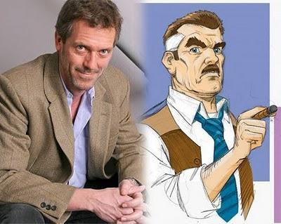Hugh Laurie suena como J. Jonah Jameson para el nuevo Spiderman