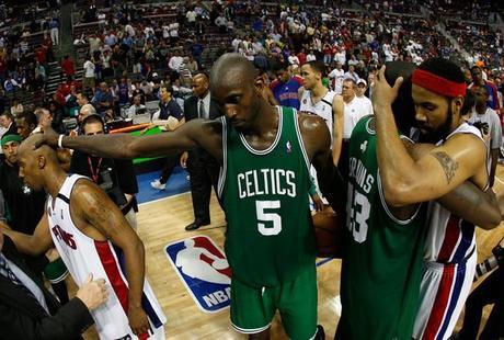 Un alto en el camino. Recordando a los Detroit Pistons