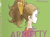 Cécile Corbel música coloreó mundo Arrietty
