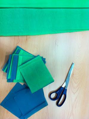 Tutorial: árbol de Navidad de alambre y papel