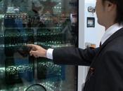 Concepto Máquina Expendedora Inteligente