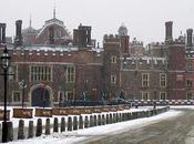 Hampton court: jardines, laberintos fantasmas