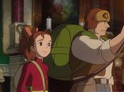 'Arrietty mundo diminutos' Blu-ray Enero