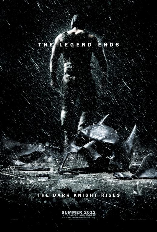 Segundo Trailer The Dark Knight Rises