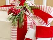 Idea: regalos decorados figuras fieltro