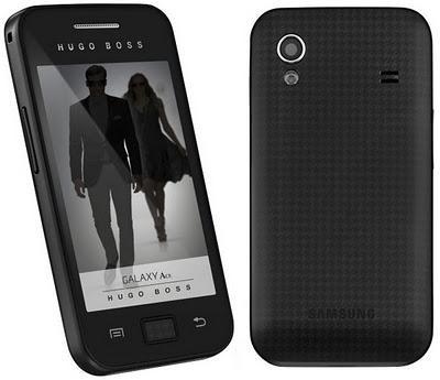 Samsung Galaxy Ace edición Hugo Boss