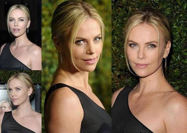 Charlize Theron by Stella McCartney en el estreno de Young Adult en Los Ángeles