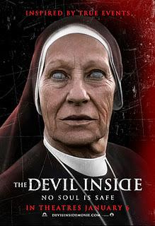 The Devil Inside nuevo poster