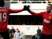 Rooney Carrick mantienen United arriba