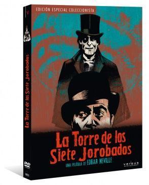 """Si lo escondes no se ve: la vanguardia tradicionalista, un cine de verdad español. """"La torre de los siete jorobados"""" en el CICA como excusa."""
