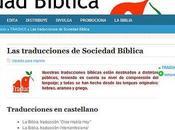 Sociedad Bíblica España ofrece descargas gratuitas Biblia castellano