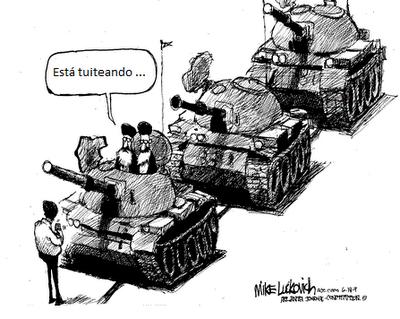 Las cuatro primaveras árabes (Túnez, Egipto, Libia y Yemen) y la revolución siria pendiente