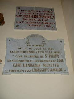98 AÑOS DEL NATALICIO DEL CARDENAL LANDÁZURI