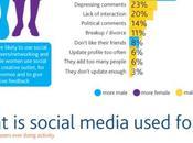 Nielsen, sobre razones para 'amigar' 'des-amigar' alguien Facebook