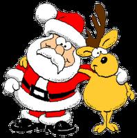 20 frases divertidas para felicitar la navidad y el año nuevo