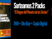 "Sorteo packs ""Planeta Simios""."