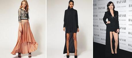 Would you wear it?: tail hems
