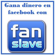 FANSLAVE: CREDITOS GRATIS PARA FACEBOOK O DINERO CON TWITTER