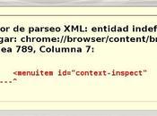 Error: pantalla amarilla cambiar versión IceWeasel Debian /Media