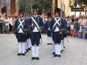 Relevo guardia palacio almudaina