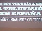 Presentacion: vendria television España segun Buenafuente terrat