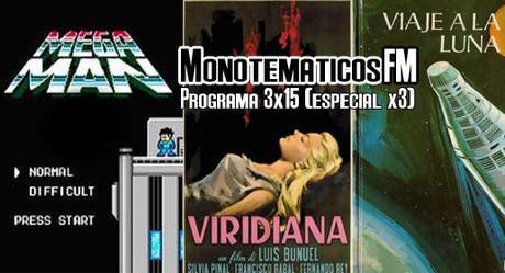 3x15 (Especial navideño: Megaman, Buñuel, Julio Verne)