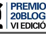 edición Premios 20Blogs