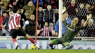 Sunderland derrota al Manchester City con un gol del surcoreano Ji en el descuento