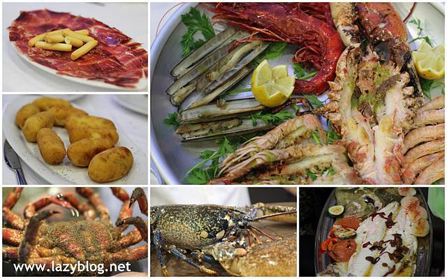Tres propuestas para cenar fuera de casa estas navidades - Aperitivos de mariscos ...